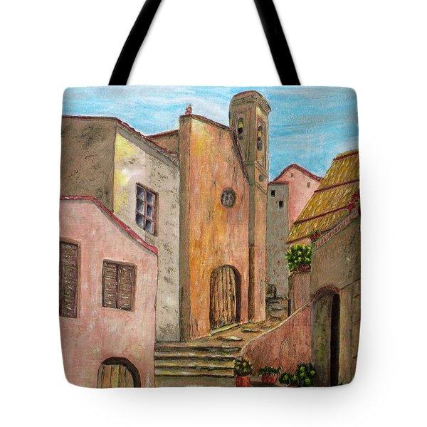 Nola Tote Bag by Pamela Allegretto