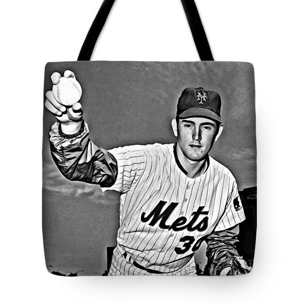 Nolan Ryan Tote Bag