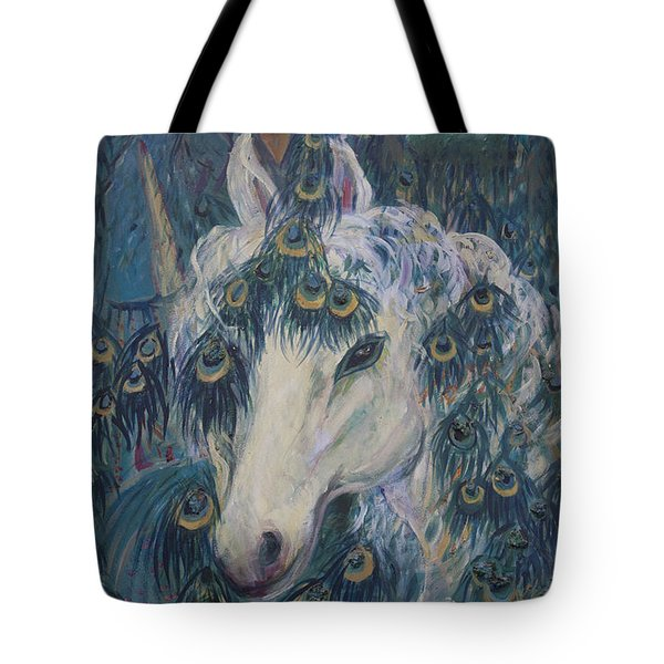 Nola's Unicorn Tote Bag