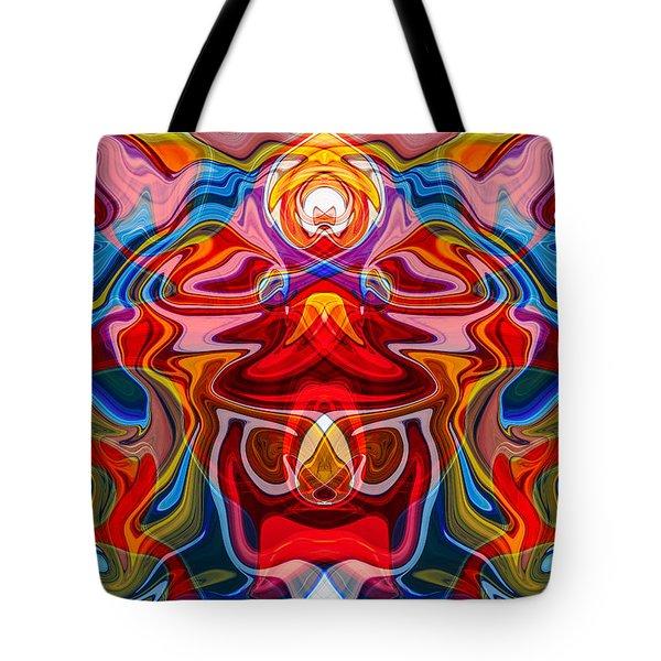 Nomadic Tote Bag by Omaste Witkowski