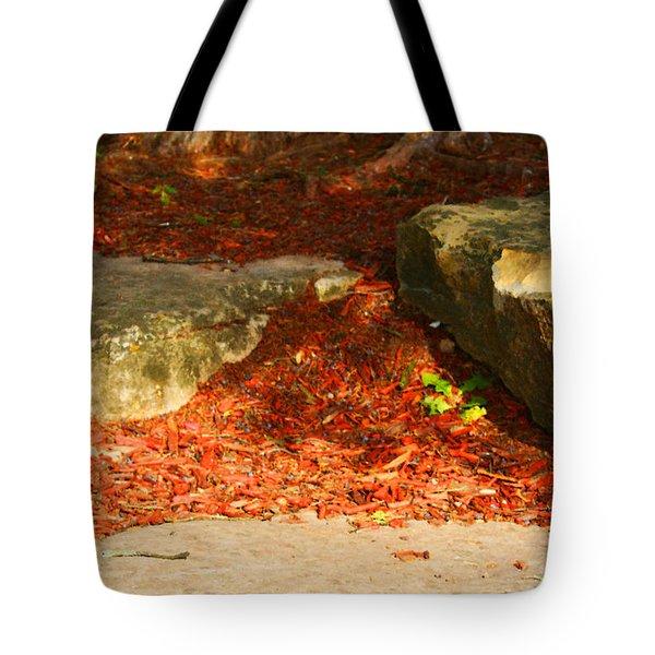 Nome Land Tote Bag