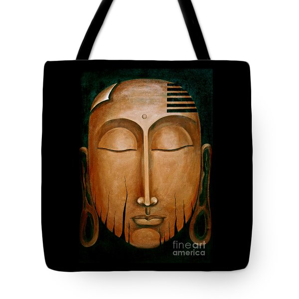 Non- Equivalence Revelation Tote Bag by Fei A