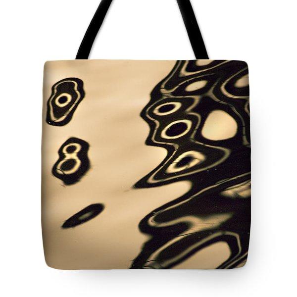 Eight Something Tote Bag