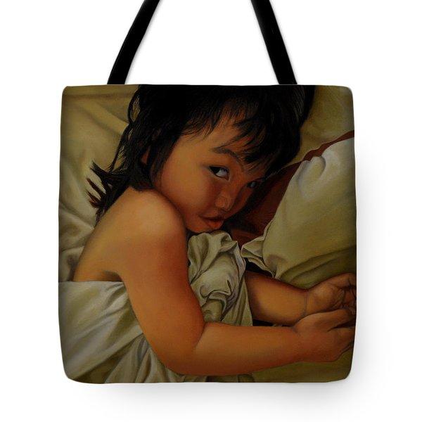 Nooo Tote Bag