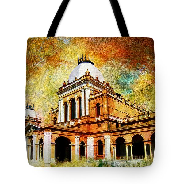 Noor Mahal Tote Bag by Catf
