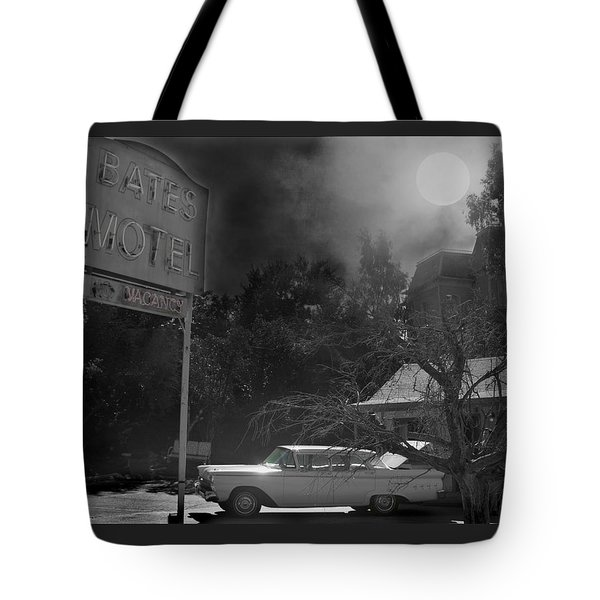 Norman Is Ready Tote Bag