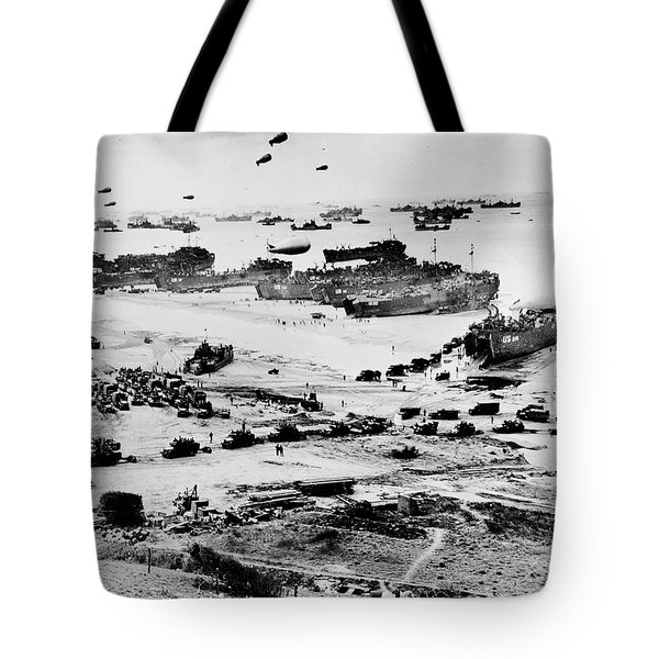 Normandy Tote Bag by Benjamin Yeager
