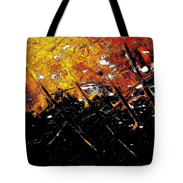 Normandy Tote Bag
