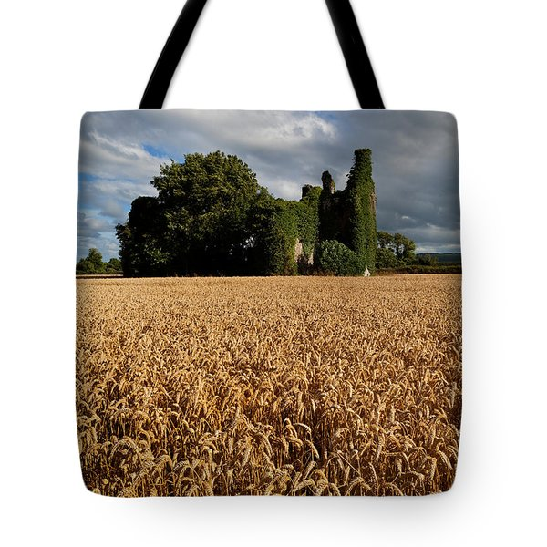 Norrisland Castle, County Waterford Tote Bag