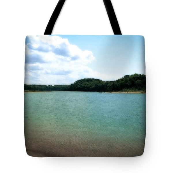 North Bar Lake - Sleeping Bear Dunes Tote Bag