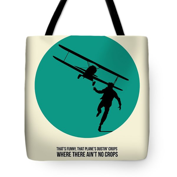 North By Northwest Poster 1 Tote Bag