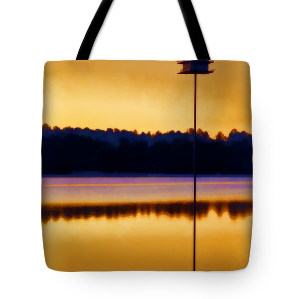 North Carolina Sunrise Tote Bag
