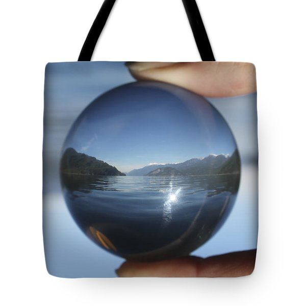 North Tote Bag by Cathie Douglas
