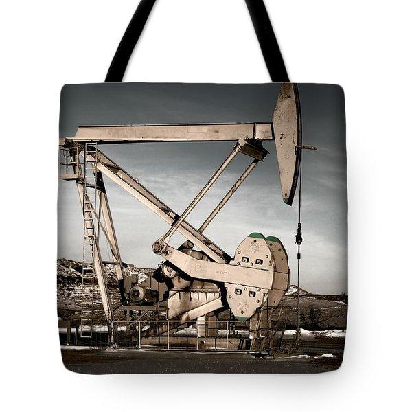 North Dakota Country Tote Bag