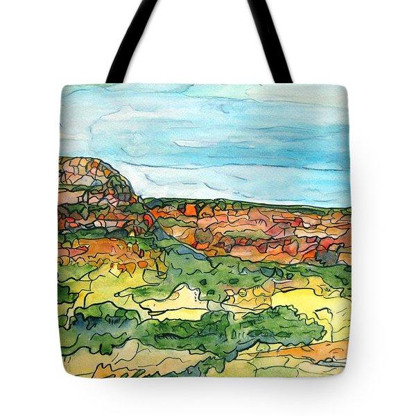 North Mesa Tote Bag