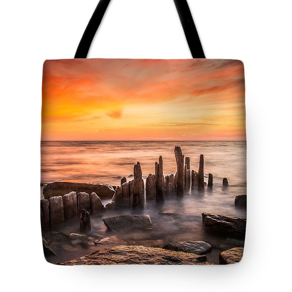 North Point Sky Tote Bag