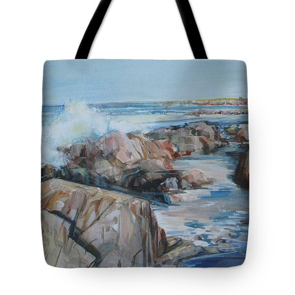 North Shore Surf Tote Bag