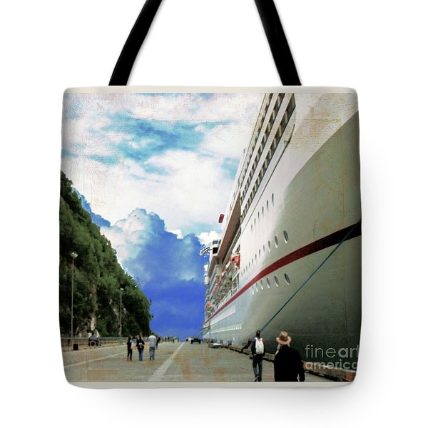 North To Alaska Tote Bag