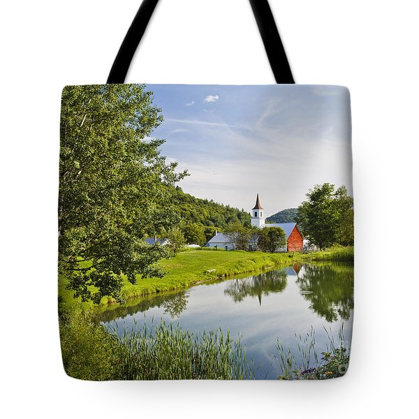 North Tunbridge Summer Tote Bag