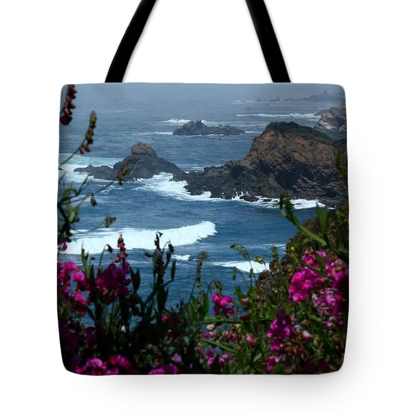 Northern Coast Beauty Tote Bag