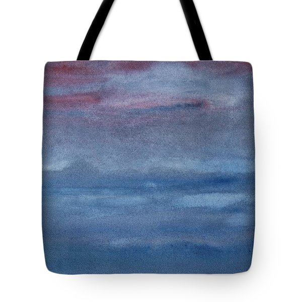 Northern Evening Tote Bag by Susan  Dimitrakopoulos