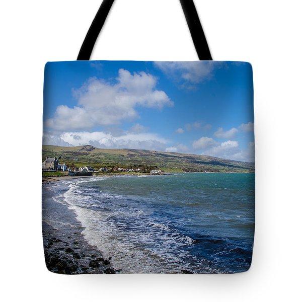 Northern Ireland Coast Tote Bag