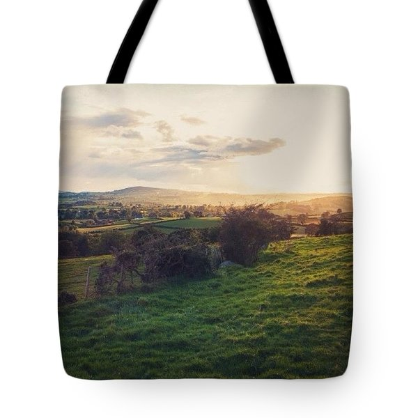 Northern Ireland Countryside Tote Bag