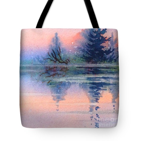 Northern Isle Tote Bag