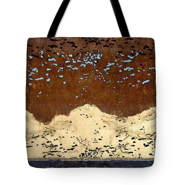 Northern Lights Tote Bag by Carol Leigh