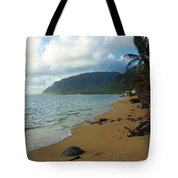 Northshore Beach Tote Bag