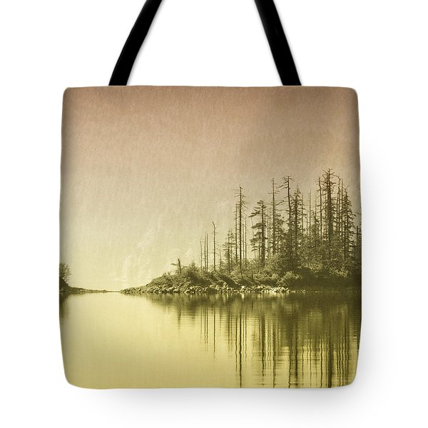 Northwest Islet Tote Bag