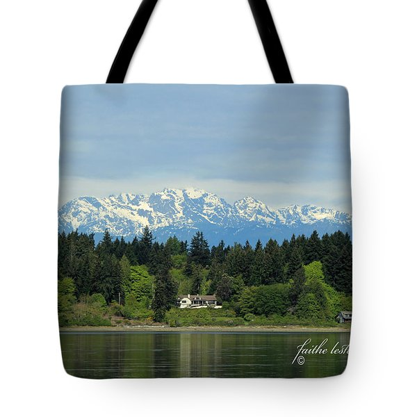 Northwest Living II Tote Bag