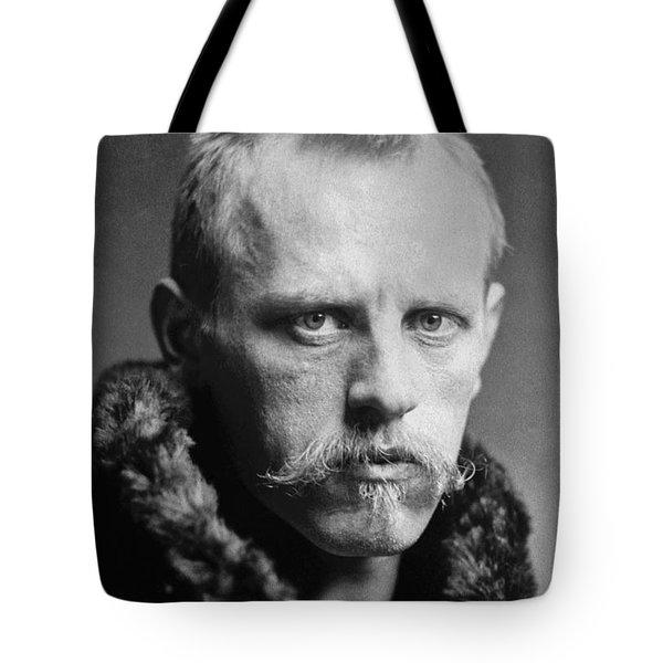 Norwegian Fridtjof Nansen Tote Bag