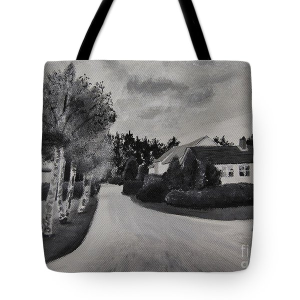 Norwegian Street Tote Bag