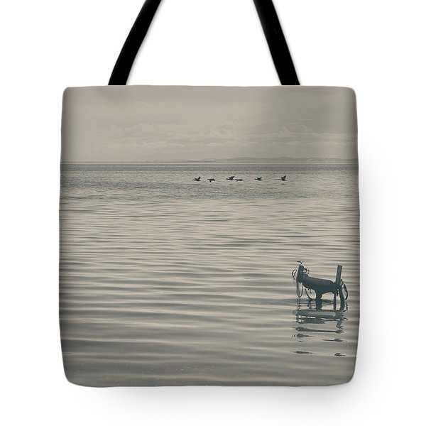 Not All Endings Are Happy Tote Bag