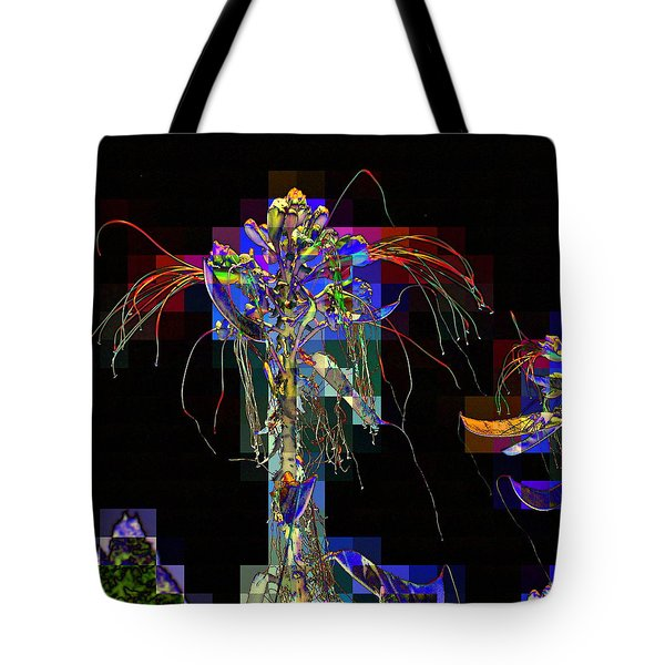 Tote Bag featuring the photograph Not In Paradise by Jodie Marie Anne Richardson Traugott          aka jm-ART