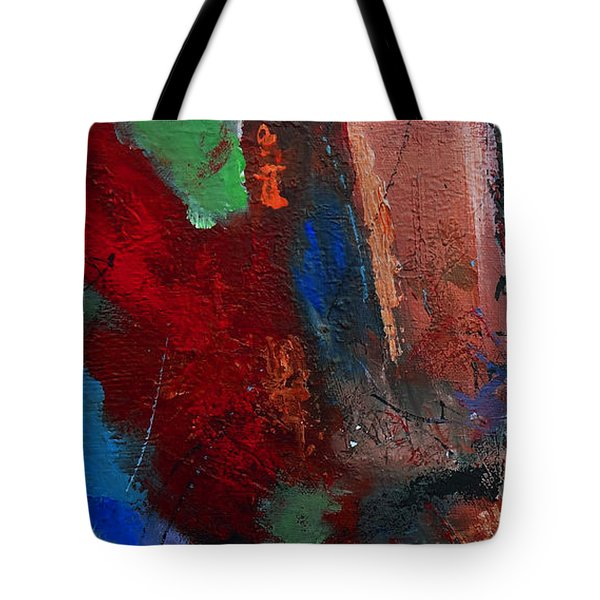 Not Of This World Tote Bag by Ruth Palmer