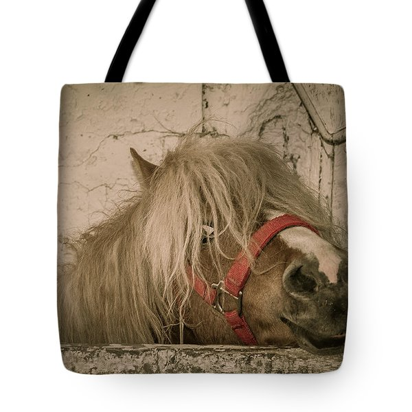 Not So Innocent Tote Bag by Bianca Nadeau