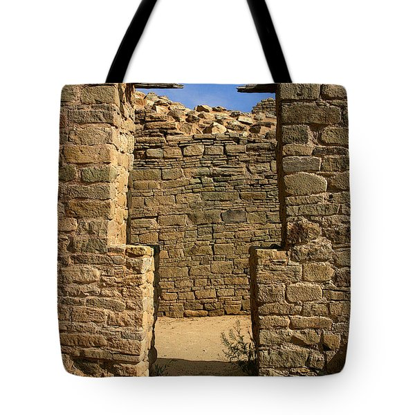 Notched Doorway Tote Bag by Joe Kozlowski
