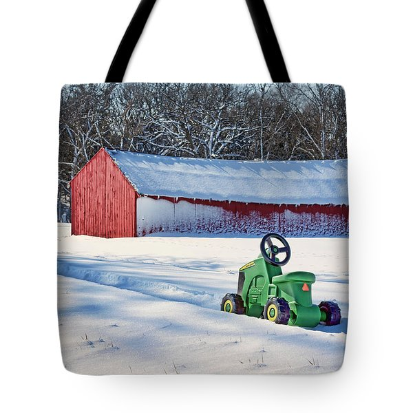 Nothing Runs Like A Deere #1 Tote Bag
