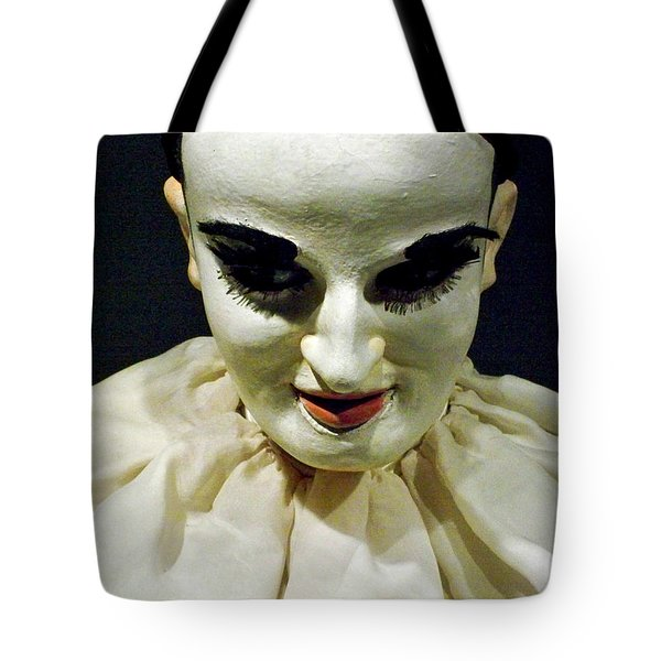 Tote Bag featuring the photograph Nothing To Say - Limited Edition by Newel Hunter