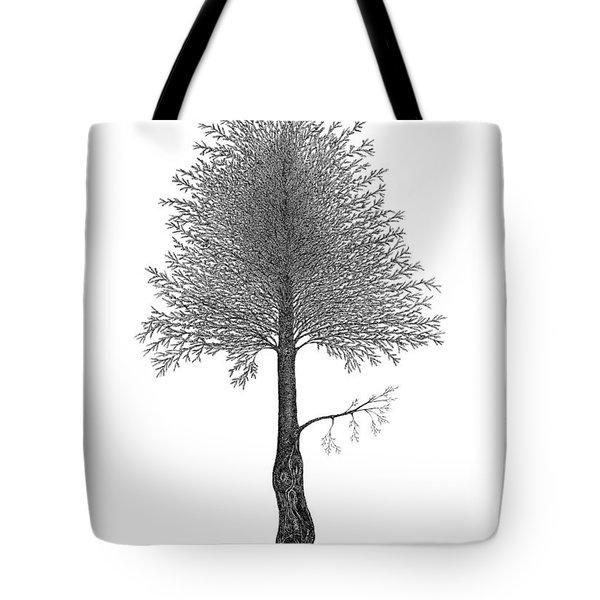 November '12 Tote Bag