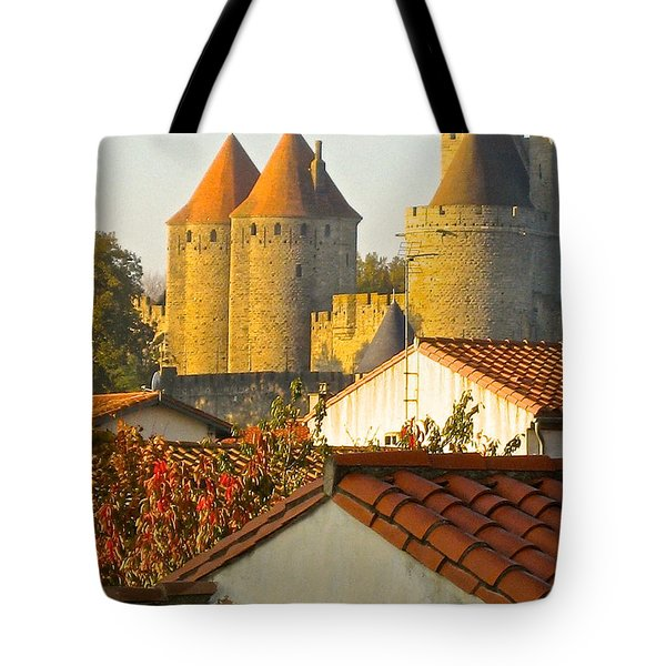 Now And Then Tote Bag by Suzanne Oesterling