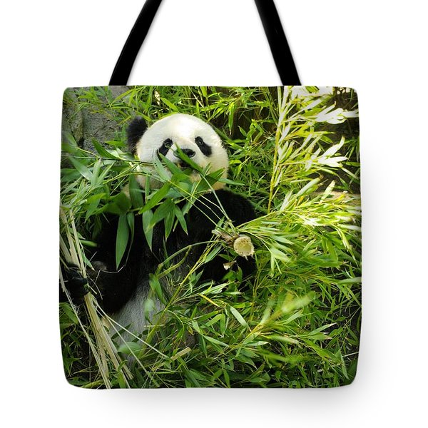 Now Thats A Mouthfull Tote Bag by John  Greaves