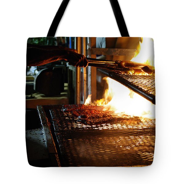 Now There's Some Ribs Tote Bag