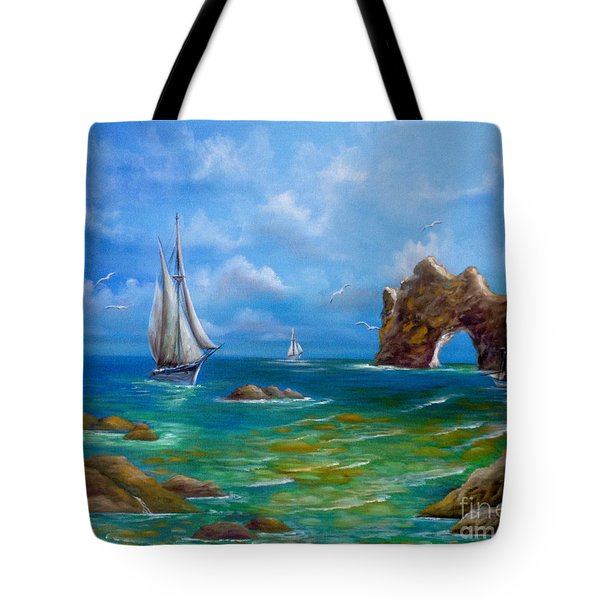 Now Voyager Tote Bag