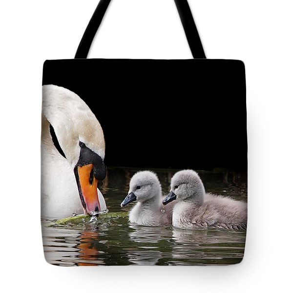 Now Watch Carefully Tote Bag