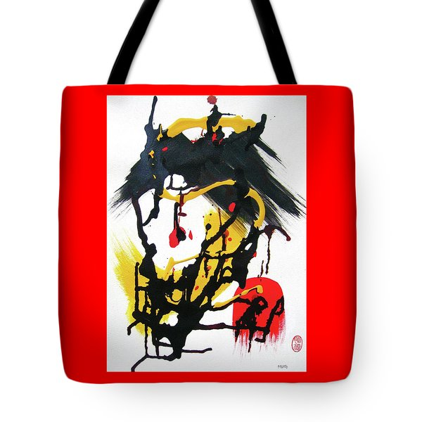 Nuances And Meanings Tote Bag