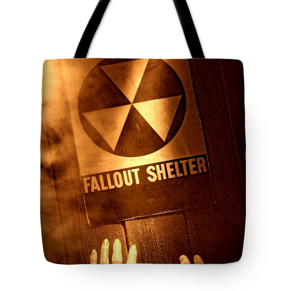 Nuclear Disaster Tote Bag