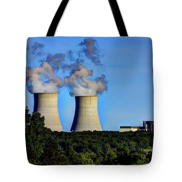 Nuclear Hdr1 Tote Bag